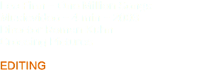 Lea Finn - One Million Songs Musicvideo - 4 min - 2003 Director Roman Kuhn Crossing Pictures EDITING